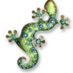 Jewelery gecko